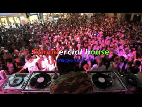Maggio 2012 new single hit commercial house and house for Commercial house music