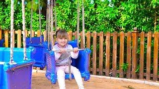 Skip to my Lou - Nursery Rhymes funny song for kids by Olivia Vlog   lulu my darling
