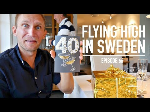 Flying High in Sweden - Ep. 66 RAN Sailing
