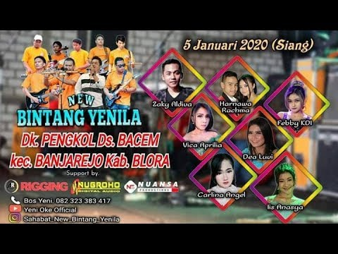 LIVE STRIMING NEW BINTANG YENILA BOPENG 2020 |  Mp3 Download