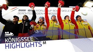 King Friedrich remains the man to beat | IBSF Official
