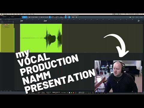 Start-to-Finish Vocal Production in #StudioOne