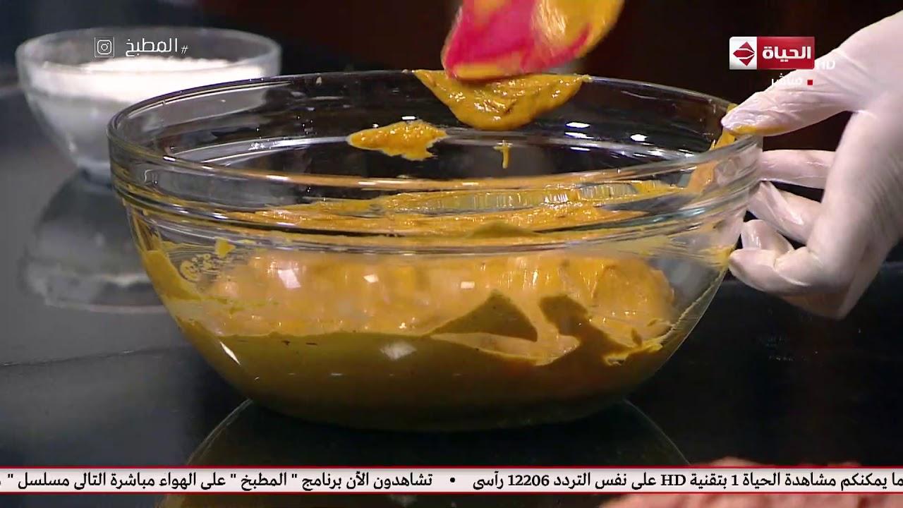 """المطبخ - طريقة عمل """"تشيكن استربس"""" على طريقة الشيف أسماء مسلم"""