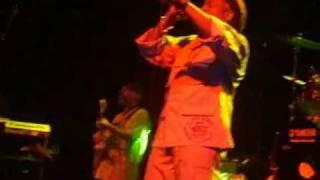 Horace Andy - Cuss Cuss - Live 13 Nov 08 (Part 1 of 2)