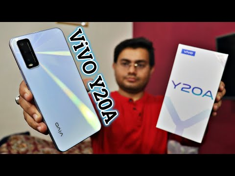 ViVO Y20A Unboxing And Review Budget Phone in ViVO