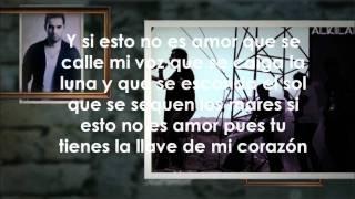 Esto es amor-Alkilados//Letra