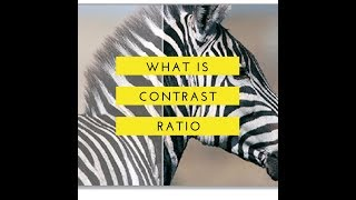 What is Contrast Ratio? Buying a New TV? Interesting fact YOU should know  🔥🔥🔥