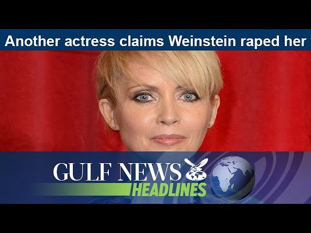 Another actress claims Weinstein raped her - GN Headlines