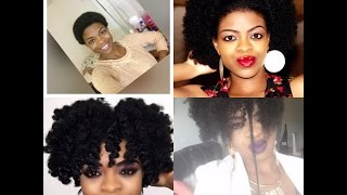 3 years natural hair journey