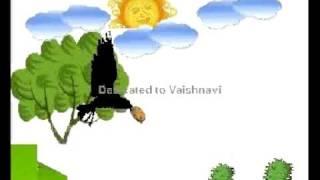 Patti Vadai Sutta kathai created for my daughter