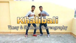 Khalibali Padmavat Dance Choreography By Vinay & Shubham