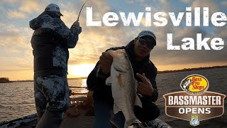 Lewisville - Bassmaster Central Open - #4 (Black and Blue EP. 9)