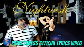 NIGHTWISH   Endlessness Official Lyric Video - Producer Reaction
