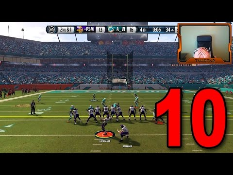 Madden 16 Ultimate Team - Part 10 - GAME WINNING FIELD GOAL!! (MUT Let's Play)