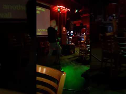 Donald trump karaoke