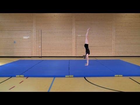 Bodenturnen Handstand Trailer Schulfilm Sport Youtube