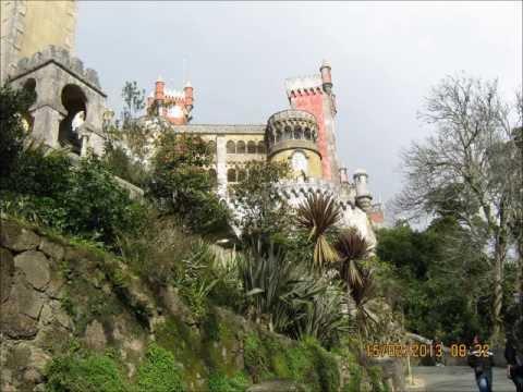 Palácio da Pena Palace of Pena Sintra Portugal