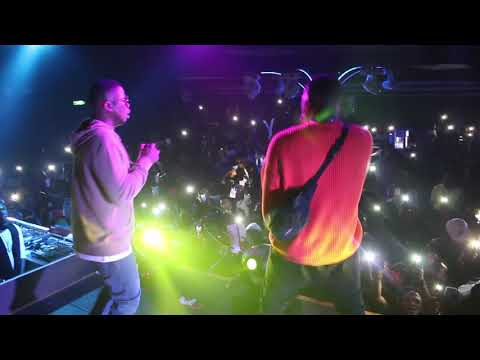 Olamide 2018 Europe Tour Stage Performance Live In Torino