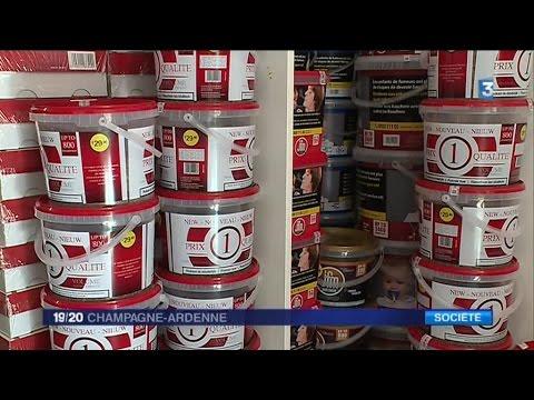 Augmentation Du Tabac A Rouler Reaction Dans Les Ardennes Et En Belgique