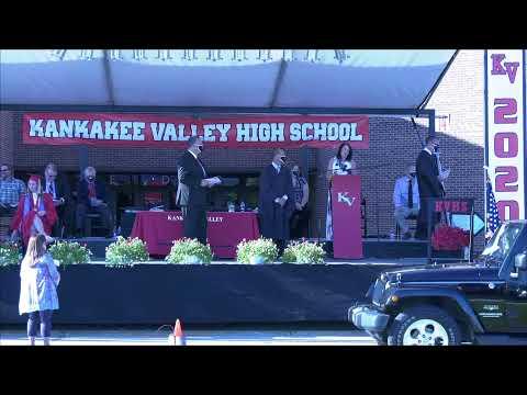 Kankakee Valley High School 2020 Graduation Ceremony