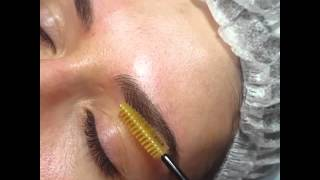 Перманентный макияж бровей/ Microblading(, 2016-04-02T18:19:20.000Z)