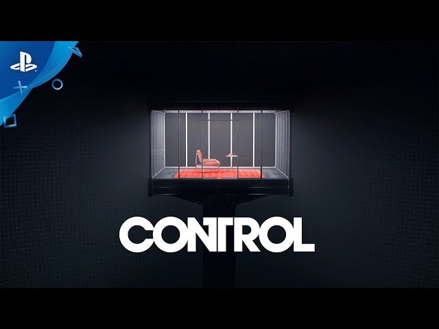 Control - World Trailer | PS4