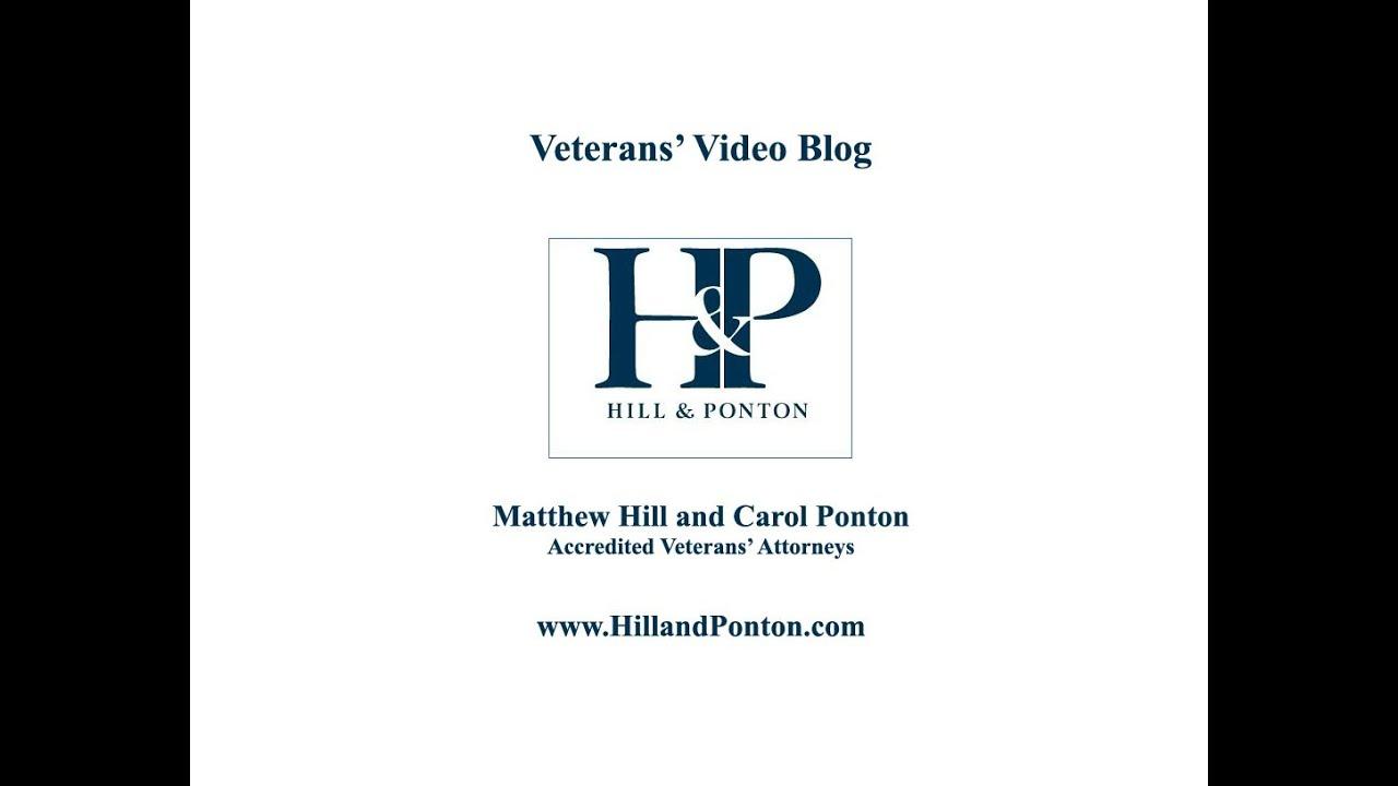 VA unemployability service connected compensation - YouTube