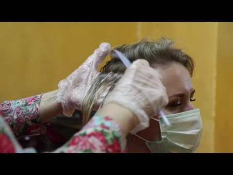 Кератиновое выпрямление волос от Зинаиды Морозовой