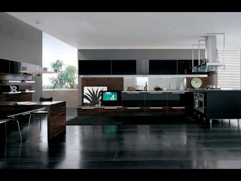 Ultra Modern Kitchen Design Magnificent Design Ideas