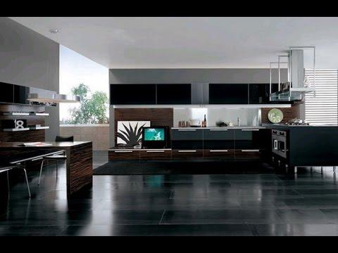 Ultra Modern Kitchen Designs - YouTube on Ultra Modern Luxury Modern Kitchen Designs  id=32772