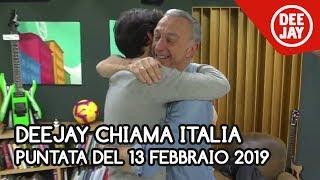 Deejay Chiama Italia - Puntata del 13 febbraio 2019