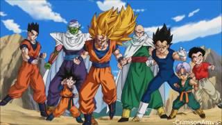 Dragon Ball Z Kai Opening V2 [ Limit Break x Survivor ] Dubbed Version