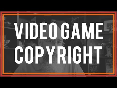 Video Game Images and Copyright