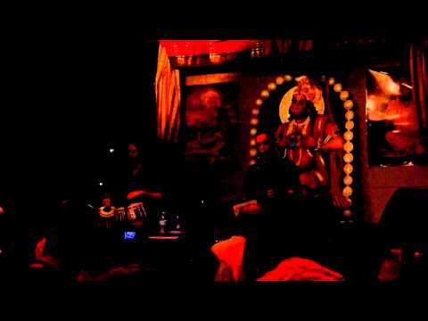 """Krishna Das """"Shri Guru Charanam"""" Sivananda Bahamas 2012"""