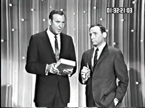 Hollywood Palace TV - Mel Brooks & Carl Reiner