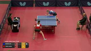 Ольга Вишнякова vs Laura Tiefenbrunner (GER) | Spanish J&C Open 2019