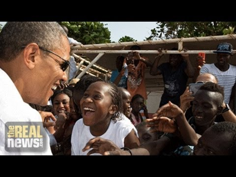 U.S. Policy In Africa Is About Advancing Its Own Strategic Interests - TRNN Webathon Panel
