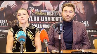 Katie Taylor reflects on HISTORIC WIN | POST-FIGHT PRESS CONFERENCE
