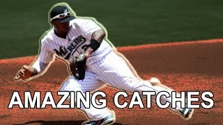 MLB: Amazing Catches