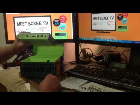 Boxee TV UnBoxing!