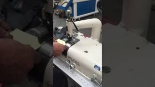 DCR SK50 SKIVER- Leather Skiving Machine