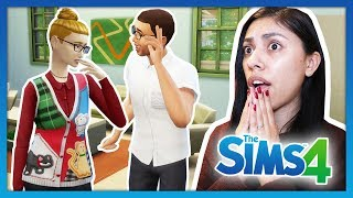 HE FLIRTED WITH THE NANNY! - The Sims 4 - My Life - Ep 8