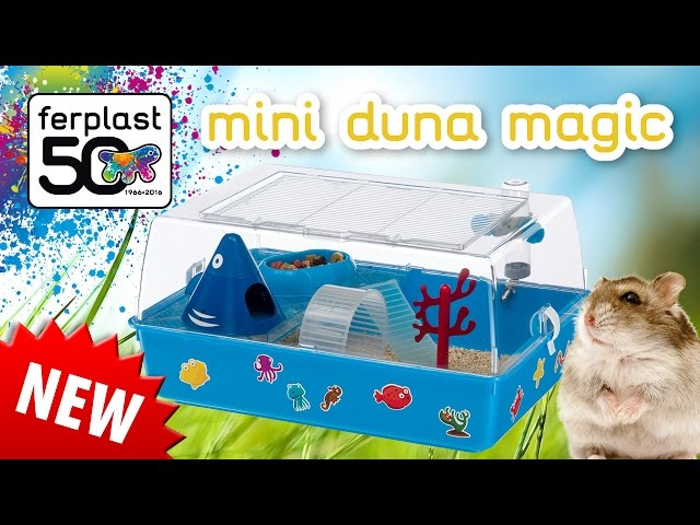 Ferplast - MINI DUNA MAGIC RU
