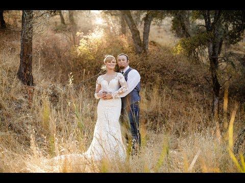 Cache Creek Vineyards Wedding Photos