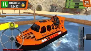Coast Guard: Beach Rescue Team Update -  HOVERCRAFT Missions Unlocked Android GamePlay FHD