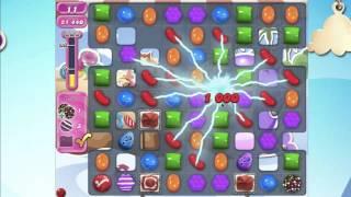 Candy Crush Saga Level 1634  HARD LEVEL
