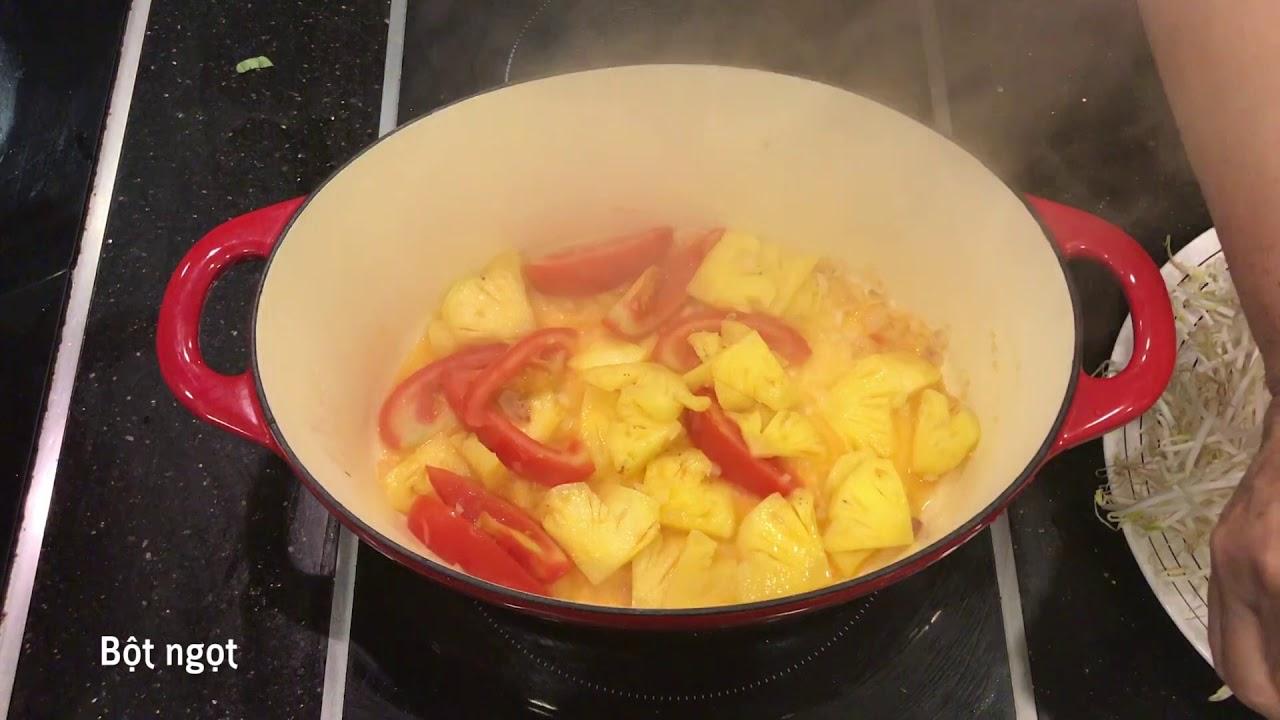 [CAMOI] – Canh chua cá Thu | Vào bếp cùng CAMOI