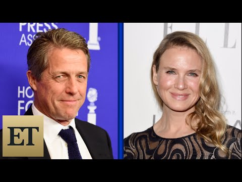 Hugh Grant Claims He Doesn't Recognize Renee Zellweger, Says She's 'Out to Lunch'
