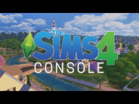 The Sims 4 in 4: SIMS ARE COMING TO CONSOLE!