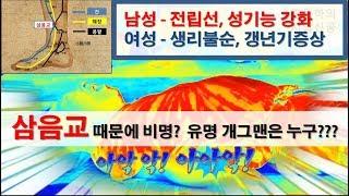 남성 전립선과 성기능, 여성 자궁건강을 지켜주는 '삼음교혈' - 한동하의 지압신공(10)